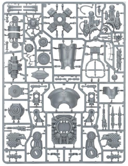 matriz Imperial Knight Dominus
