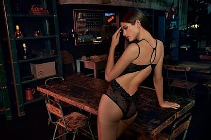 Hope Lingerie Campaign stars transgender model Valentina Sampaio