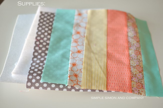how to make quilted pot holders