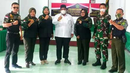 Pengurus DPC HIPAKAD Kabupaten Padang Pariaman 2021-2026