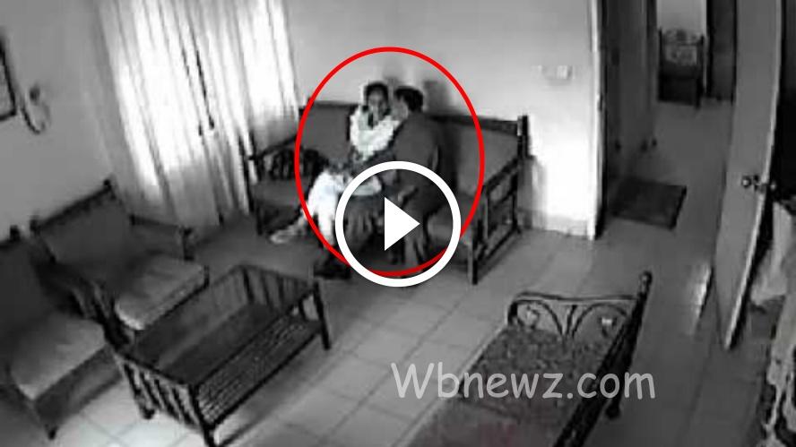 வீட்டில் மனைவி இல்லாத நேரத்தில் வேலைக்காரி செய்த காரியத்தை பாருங்க – சிசி டிவி வீடியோ