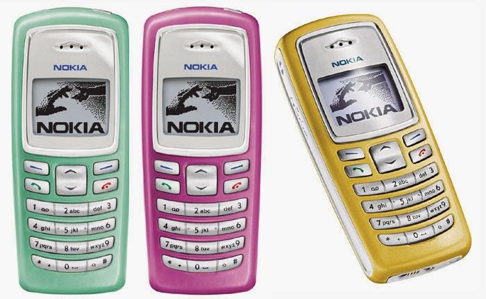 Nokia 2100 Schematic Diagram