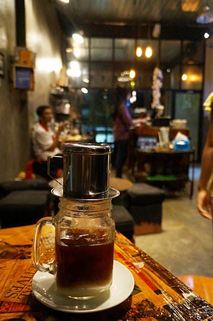 Vietnam Drip, Aceh Gayo, Segitiga coffee