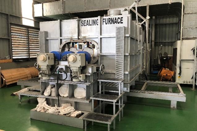 Sealing Furnace φ1300×2600L