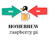 Mac OS package manager on Raspberry pi - HomeBrew