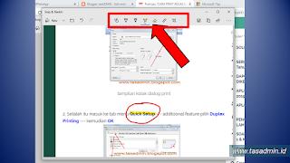 cara screenshot menggunakan snip & sketch
