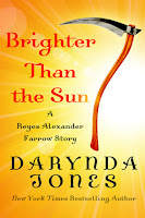 Brighter than the sun 8.5, Darynda Jones