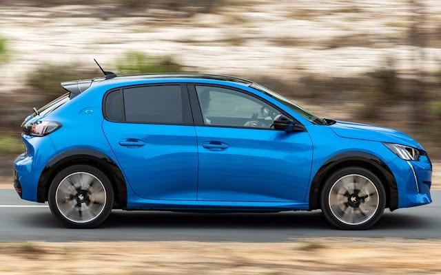 """Novo Peugeot 208 é o sexto modelo eleito """"Car of The Year"""""""