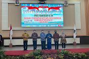 Bitung Raih Penghargaan Kota Teraktif dari Apeksi Komwil IV di Gorontalo