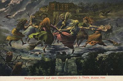 Alemania entre bastidores: Noche de Walpurgis