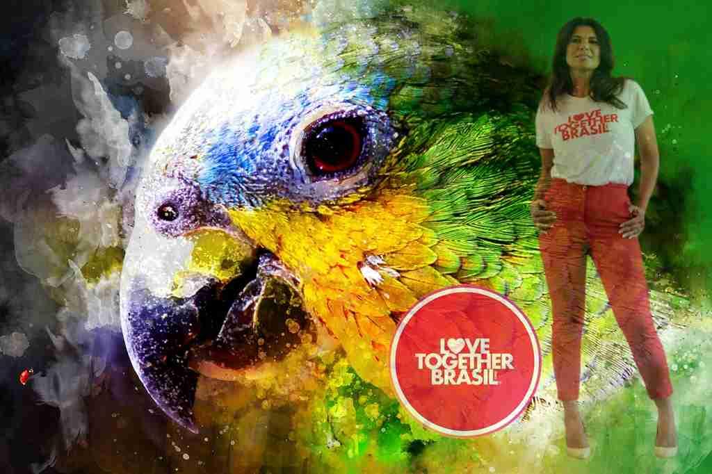 Geralda Sarraf - Love Together Brasil