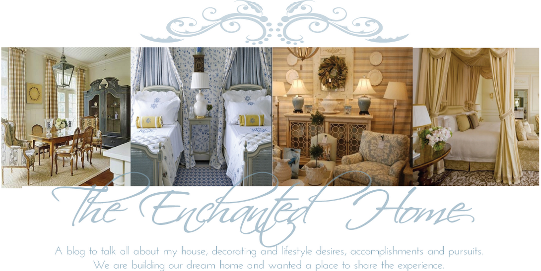 New Home Design The Enchanted Home Rdh November Blog Of