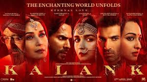 Kalank movie official trailer with uptodate daily