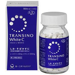 Viên uống Transino White C 90 viên - làm trắng da như Ngọc Trinh