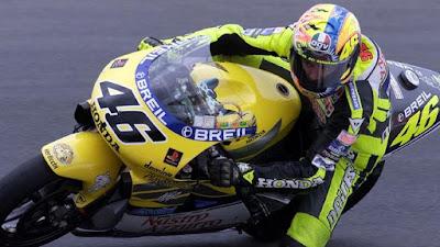 Valentino Rossi Begabung Petronas Yamaha Dan Bukan AIB