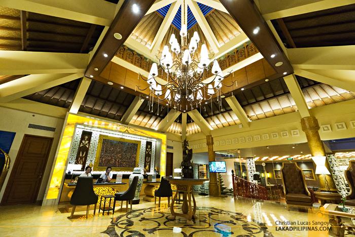 Seres Springs Resort Ubud Bali Lobby