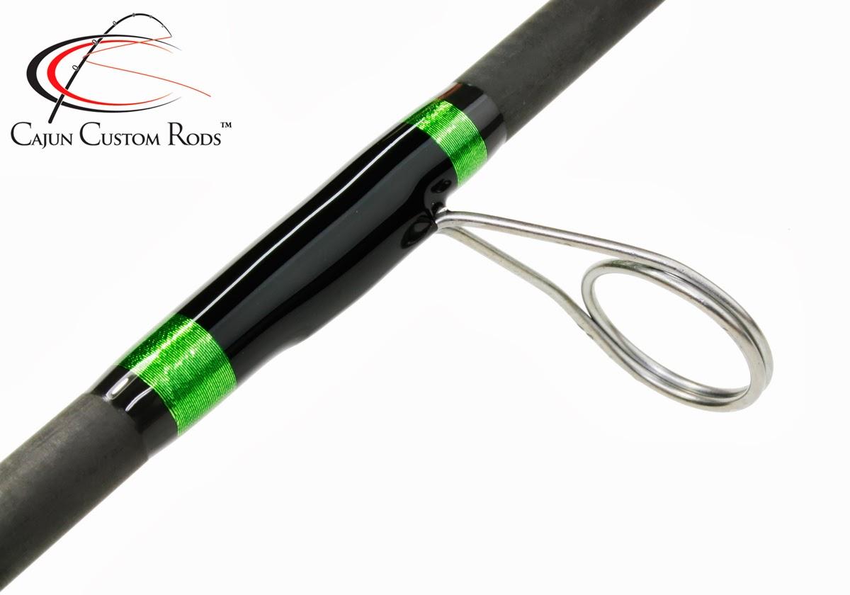 Cajun Custom Rods Inshore Snook Spinning Rod