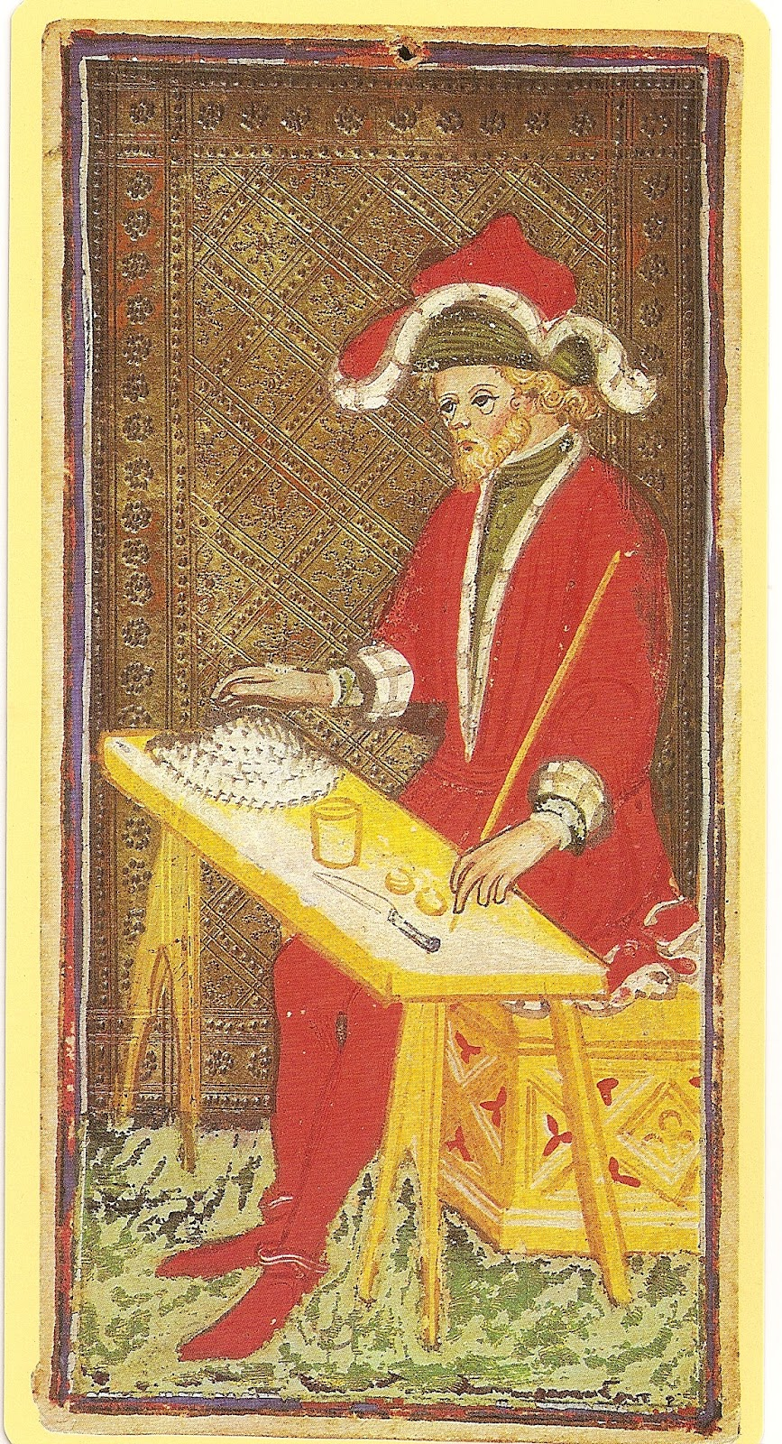 More Tarot Tuesday The Occult Detective The High: Tarot And More: June 2012