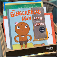 Back to School Books for kindergarten and first grade - The Gingerbread Man Loose in the School