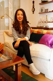 jersey de rayas striped jumper