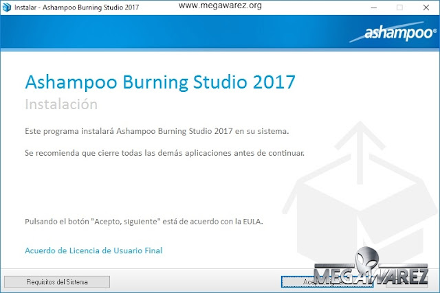 Ashampoo Burning Studio 2017 imagenes