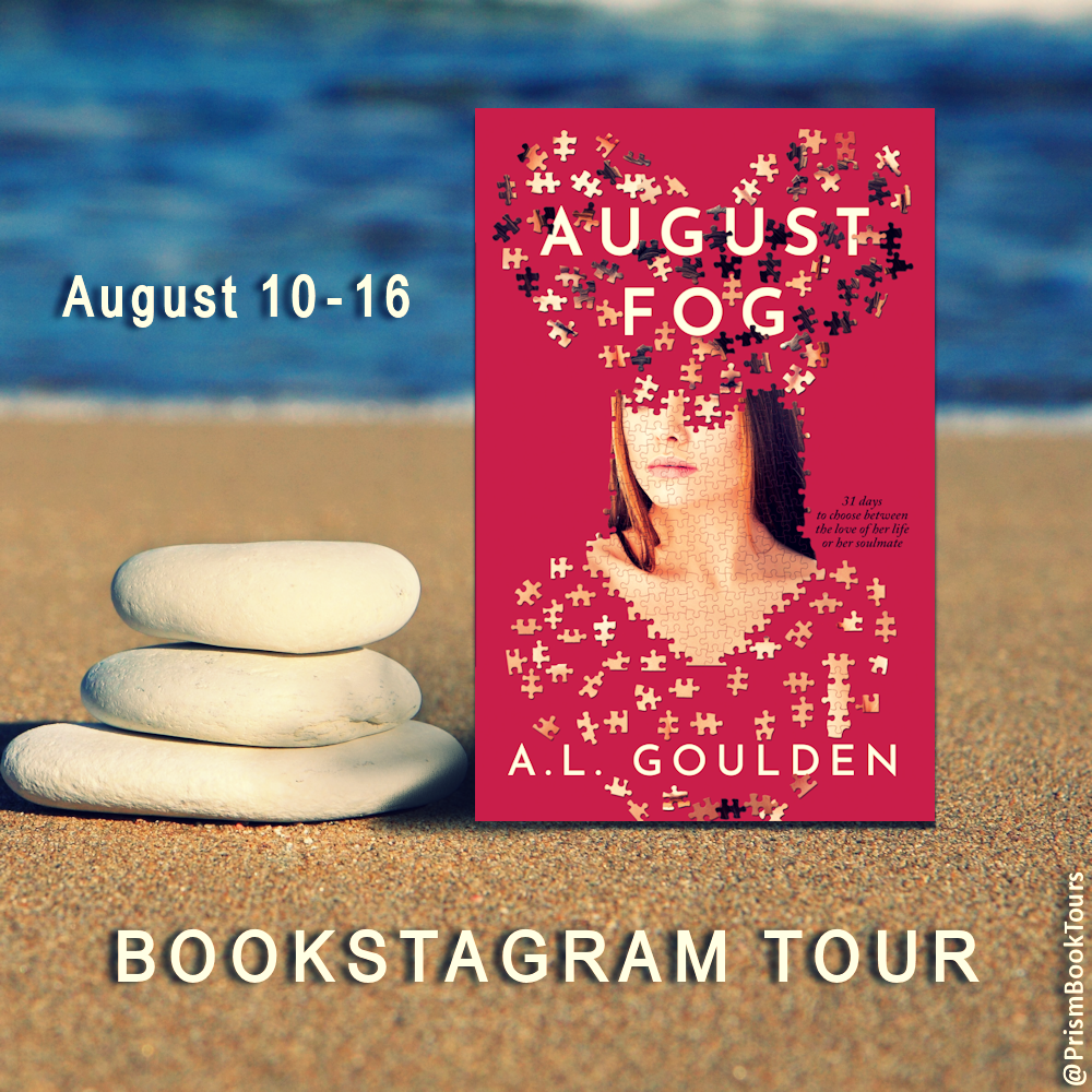 Check out the Bookstagram Tour for AUGUST FOG by A.L. Goulden! #AFPrism