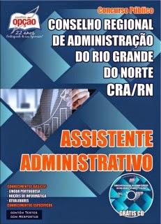 Apostila Conselho Regional de Administração do RN - Rio Grande do Norte