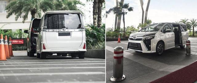 Review Spesifikasi dan Harga Toyota Voxy 2019