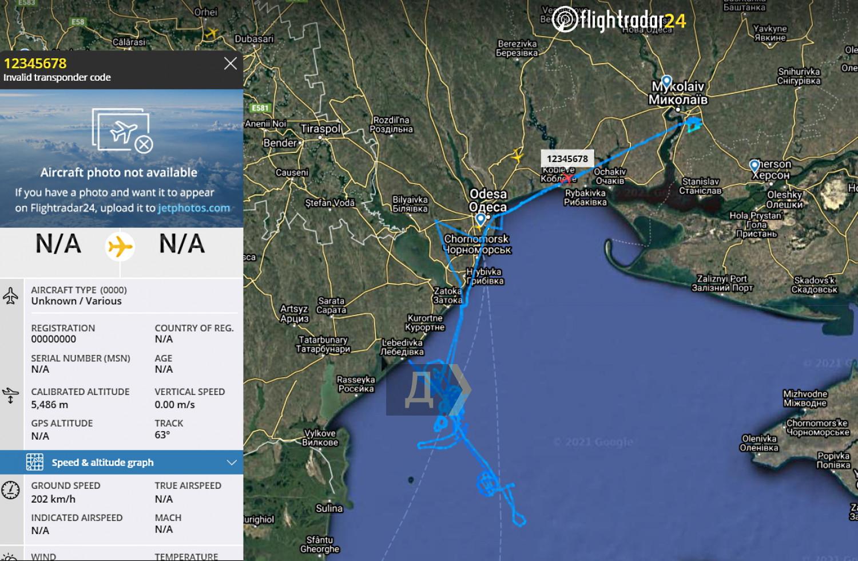 34-а ескадрилья Bayraktar TB2 патрулює Чорне море