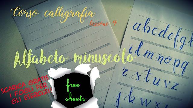 corso calligrafia moderna online corso calligrafia gratis online