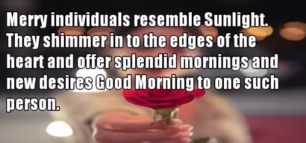 Beautiful Good Morning Quotes, Good Morning Quotes About Love