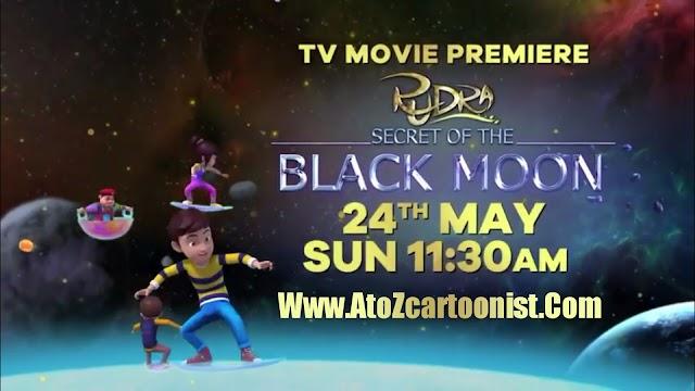 RUDRA : SECRET OF THE BLACK MOON FULL MOVIE IN HINDI DOWNLOAD (480P HALF HD)