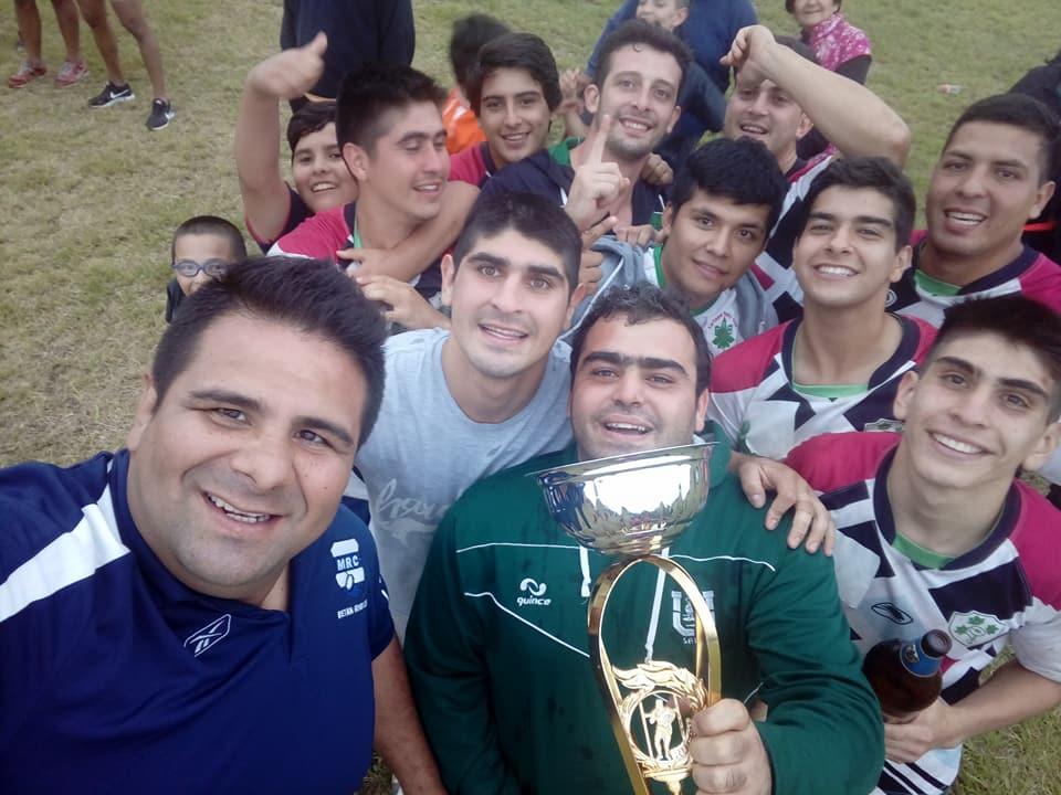Tartagal Campeón Copa de Plata - Seven MEPAO 2018