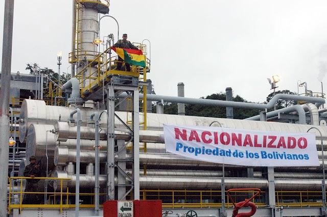 Bolivia: La nacionalización no llegó a 21 estatales para eludir fiscalización