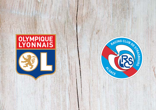 Olympique Lyonnais vs Strasbourg -Highlights 06 February 2021