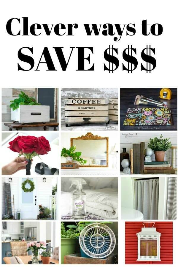 thrifty projects for the home