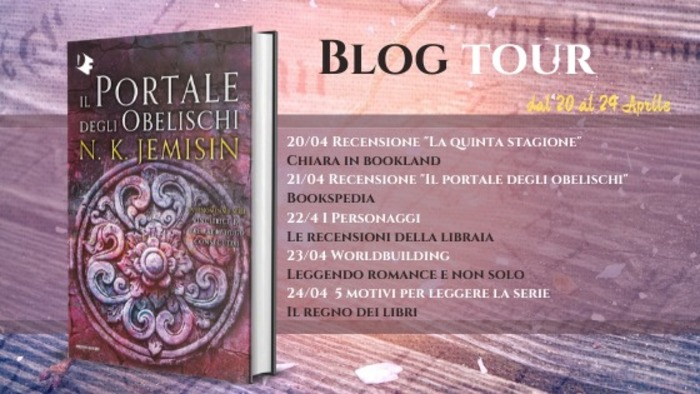 Il portale degli obelischi blogtour