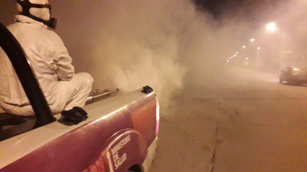 Dengue en San Luis