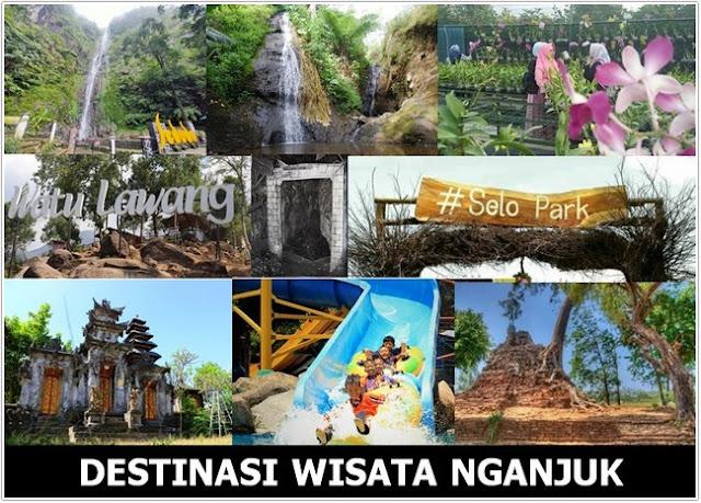 10 Top Destinasi Wisata Nganjuk