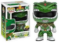 Funko Pop! Green Ranger Toy Tokyo Exclusive