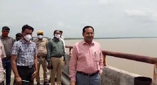jhalawar me baadh ke haalat pirawa me pani ghusa: Flood situation in Jhalawar,