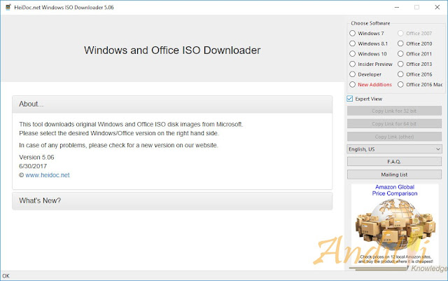 Microsoft Windows and Office ISO downloader Terbaru v5.06-anditii.web.id