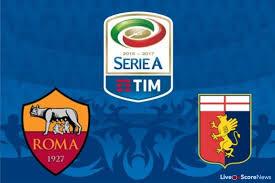 اون لاين مشاهدة مباراة روما وجنوي بث مباشر 25-8-2019 الدوري الايطالي اليوم بدون تقطيع
