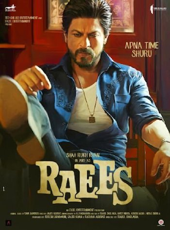 Raees 2017 Official Trailer 720p HD Download