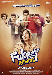 Fukrey Returns First Look Poster 13