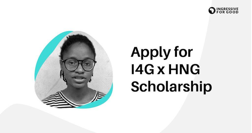African Women in Design Scholarship Program 2021.