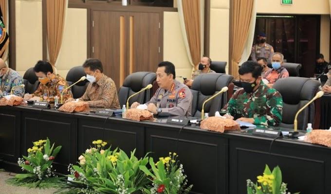 Ops Ketupat, 92.598 Objek dan Tiga Provinsi jadi Target Pengamanan Mudik Lebaran
