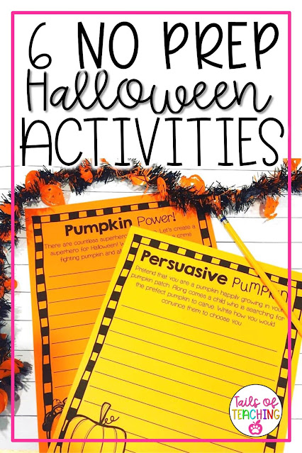no-prep-halloween-activities