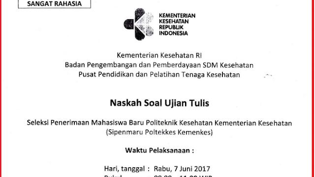 Download Soal Sipenmaru 2017