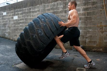 Training In Mud Gym Equipment Wish List